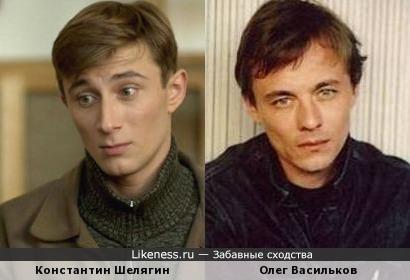 Константин Шелягин (Универ) и Олег Васильков