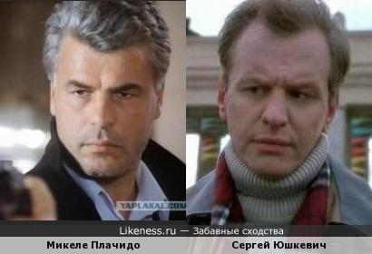 Сергей Юшкевич напомнил комиссара Каттани