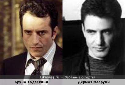 Бруно Тодескини и Дермот Малруни