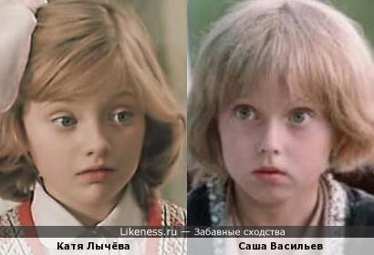 Маленькие актеры