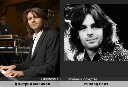 Дмитрий Маликов похож на молодого Ричарда Райта