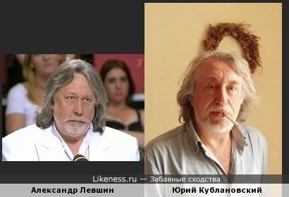 Бессменный Лидер Группы Рецитал Александр Левшин похож на Известного Поэта Юрия Кублановского