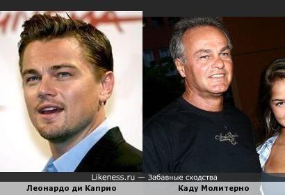 Ди каприо на likeness ru 4 сходства