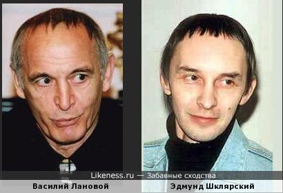 Василий Семёнович Лановой в образе напомнил Лидера Группы Пикник