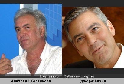Злодей из фильма АМЕРИКАН БОЙ похож на главного,пожалуй ПЛЭЙБОЯ Голливуда Джорж Клуни