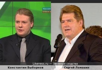 Подзабытый Спортивный Комментатор напомнил Бывшего Взглядовца Сергея Ломакина