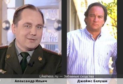 Ведущий Армейского Магазина похож на Главного Друга Животных...