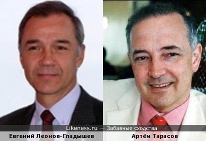 Актёр Евгений Леонов-Гладышев похож на первого в СССР официального Миллионера Артёма Тарасова