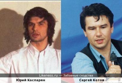 И вновь две легенды Русского Рока!