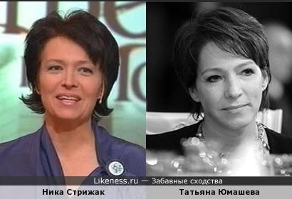 Лицо Пятого Канала похожа на Дочь Бориса Ельцина