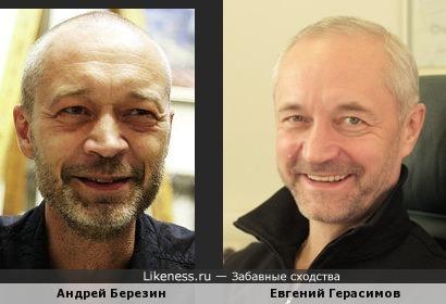 Самарский художник Андрей Березин похож на Московского Кинорежиссёра!