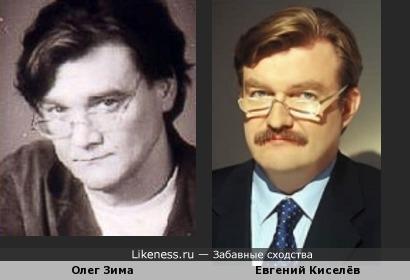 Делать сходства на Евгения Киселёва-одно Удовольствие!