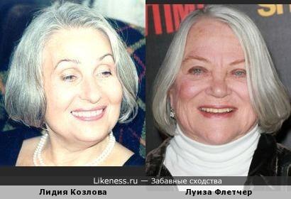 Жена М.И.Танича похожа на Голливудскую Актрису