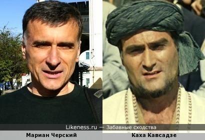 Польский актёр похож на Абдуллу из Белого Солнца Пустыни