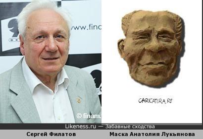 Бывший помощник Б.Н.Ельцина напомнил одного из столпов Перестройки в виде глиняной макси