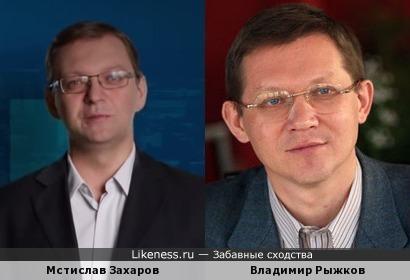 Журналист из столицы Урала похож на Политика-Либерала