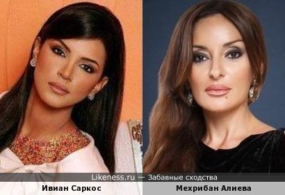 Мисс мира из Венесуэлы похожа на первую леди Азербайджана!