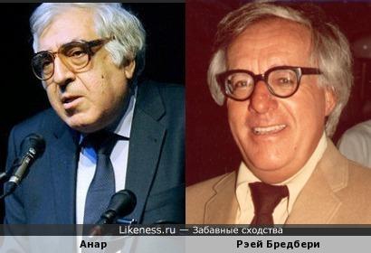 Азербайджанский писатель похож на американского