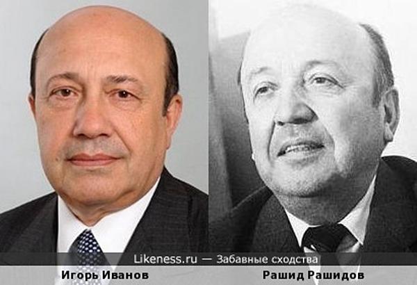 Бывший глава МИД похож на довольно известного поэта Дагестанской АССР
