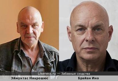 Авторитетный литовский театральный режиссёр похож на кудесника и патриарха британской электронной музыки!