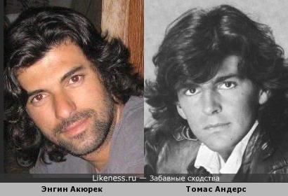Турецкий актёр похож на легенду немецкого диско