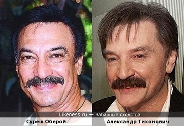 Индийский актёр похож на народного артиста республики Беларусь...