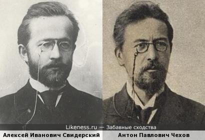 Государственный деятель похож на великого русского прозаика