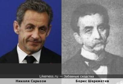 Экс-президент франции похож на представителя дворянского рода