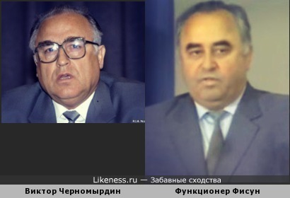 Красный директор похож на красного директора