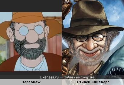 """Персонаж мультфильма """"Петсон и Финдус"""