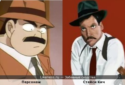 Детективы в мультфильме и в кино...