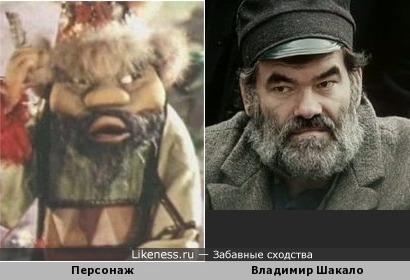 """Персонаж мультфильма """"Шёлковая кисточка"""