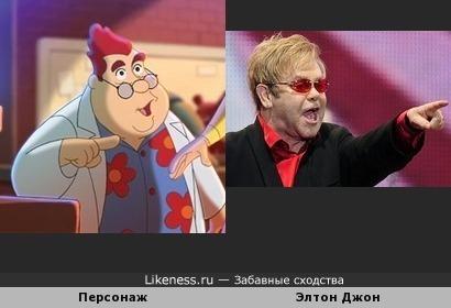 """Персонаж мультфильма """"Любопытный Джордж"""