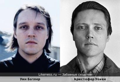 Уин Батлер из Arcade Fire похож на молодого Уокена.