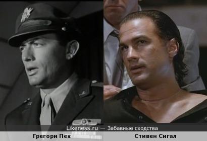 Стивен Сигал в фильме 1949 г.