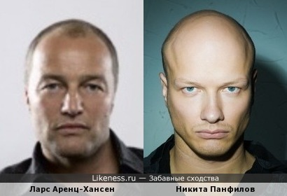 Ларс Аренц-Хансен напомнил Никиту Панфилова
