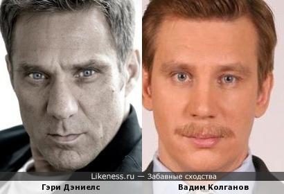 Гэри Дэниелс напомнил Вадима Колганова