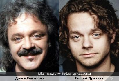 Джим Каммингс напомнил Сергея Друзьяка