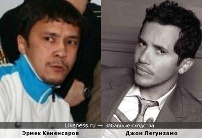 Эрмек Кененсаров(КВН Азия Mix) напомнил Джона Легуизамо