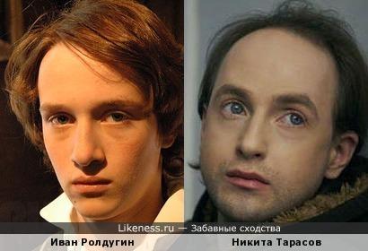 Иван Ролдугин напомнил Никиту Тарасова