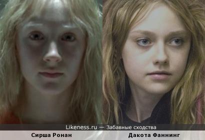 """Сирша Ронан в фильме """"Ханна"""