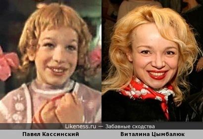 сын юмориста Романа Карцева и близкая подруга Армэна Джигарханяна похожи улыбкой