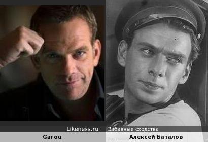 Garou & Алексей Баталов
