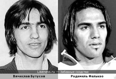 Молодой Бутусов напомнил Фалькао