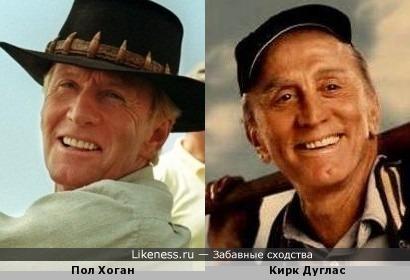 Два ветерана Голливуда