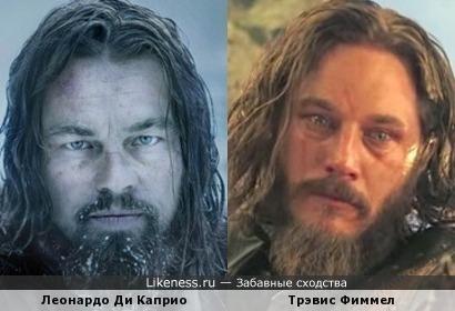 Выживший викинг