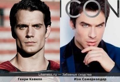 Суперменов развелось