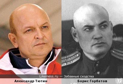 Актер Александр Тютин напомнил писателя Бориса Горбатова