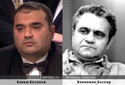 """Балаш Касумов из """"Что? Где? Когда?"""