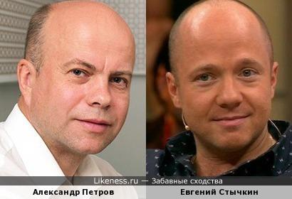 Историк Александр Петров напомнил актера Евгения Стычкина